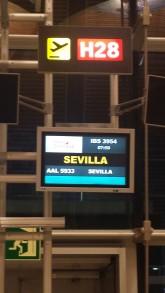 Barajas - Sevilla